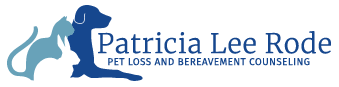 Patricia Lee Rode, MA | Pet Loss & Bereavement Counselor Logo